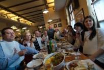 restaurant Pri Mari grup Piran Slovenia