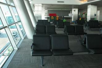 aeroport poarta imbarcare