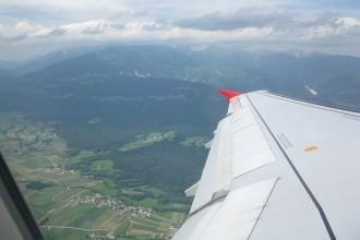 avion vedere aeriana
