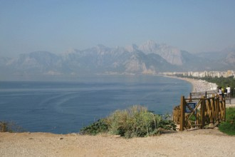 Antalya Turcia plaja