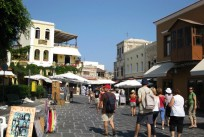 Rhodos Grecia