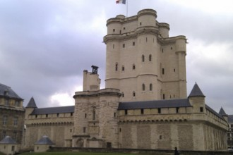 chateau Vincennes Paris