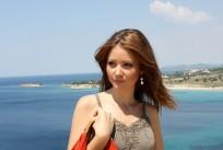 Iulia Mladin in Grecia